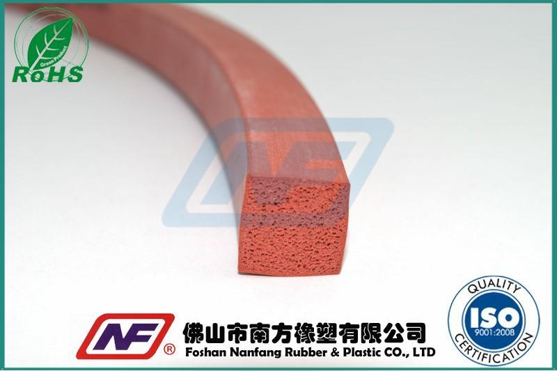 耐热矽胶发泡条产品缩略图