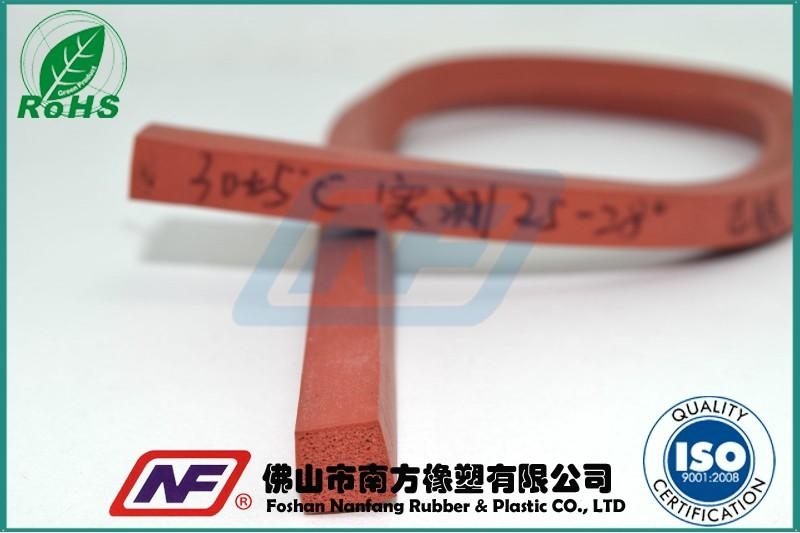 耐热混炼胶海绵条产品缩略图
