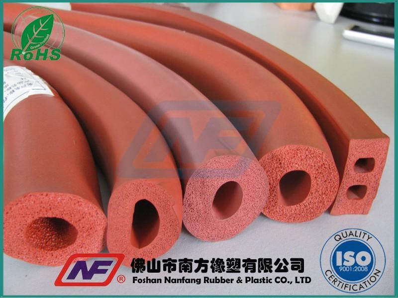 耐热硅橡胶发泡管产品缩略图