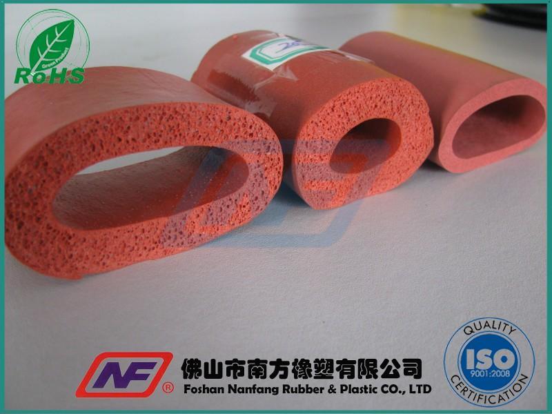 耐热硅胶海绵管产品缩略图