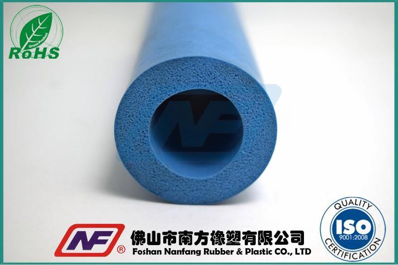 耐热矽胶海绵管产品缩略图
