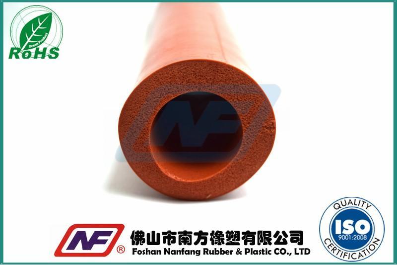 耐高温硅橡胶发泡管产品缩略图