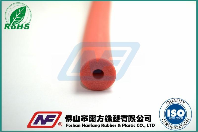 耐高温硅橡胶海绵管产品缩略图