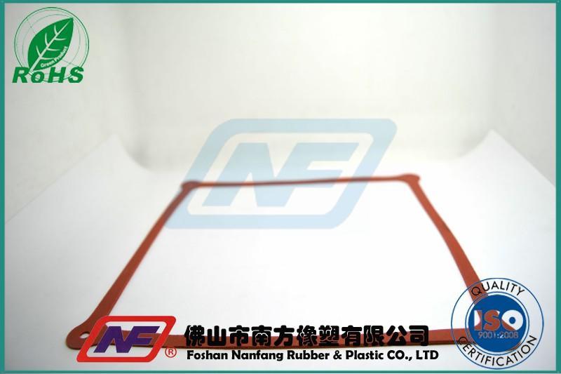 耐高温矽胶海绵垫产品缩略图