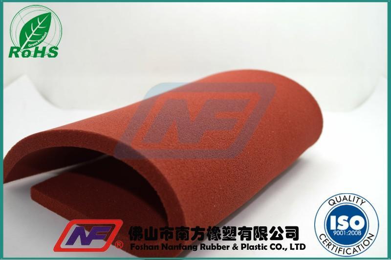 耐热硅橡胶发泡垫产品缩略图