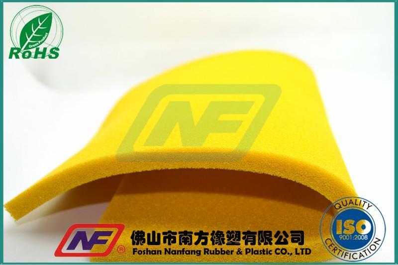 耐热硅胶海绵垫产品缩略图