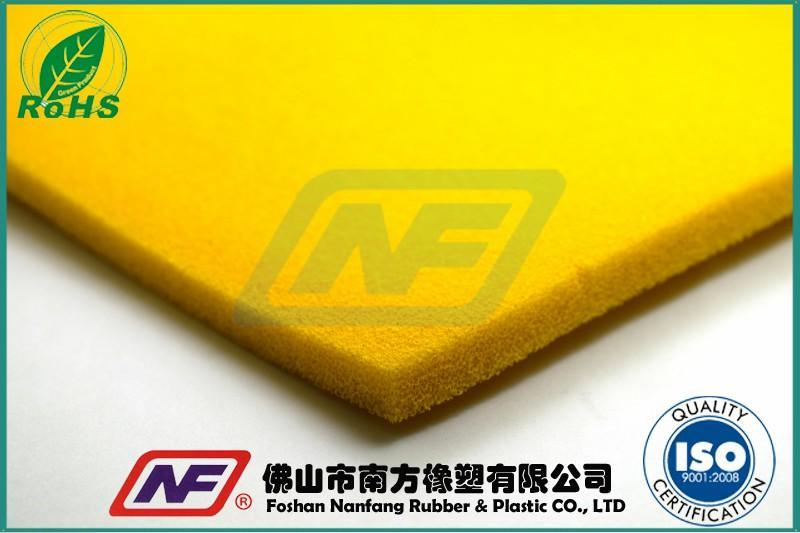 耐高温矽胶发泡垫产品缩略图