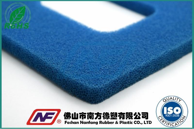 耐热硅橡胶海绵垫产品缩略图