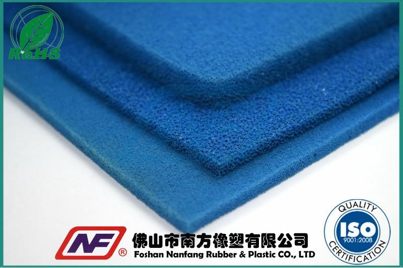 耐高温硅橡胶海绵垫产品缩略图