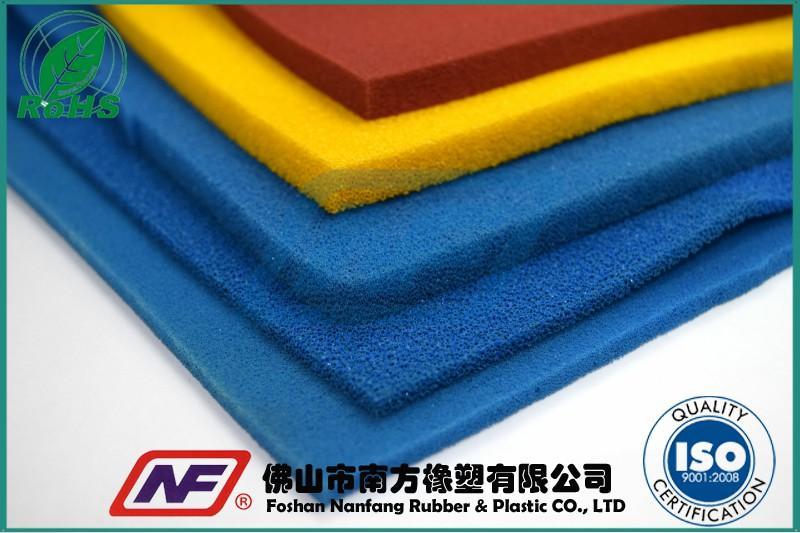 耐热矽胶发泡垫产品缩略图