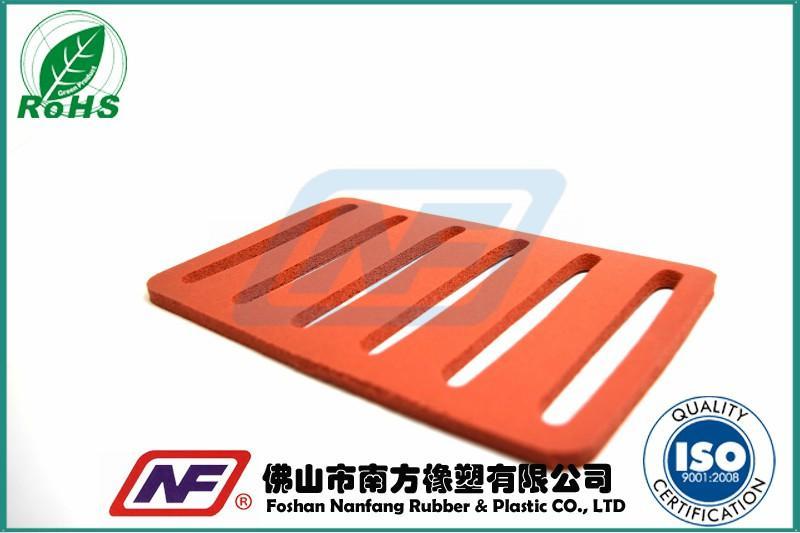 耐热硅胶发泡垫产品缩略图