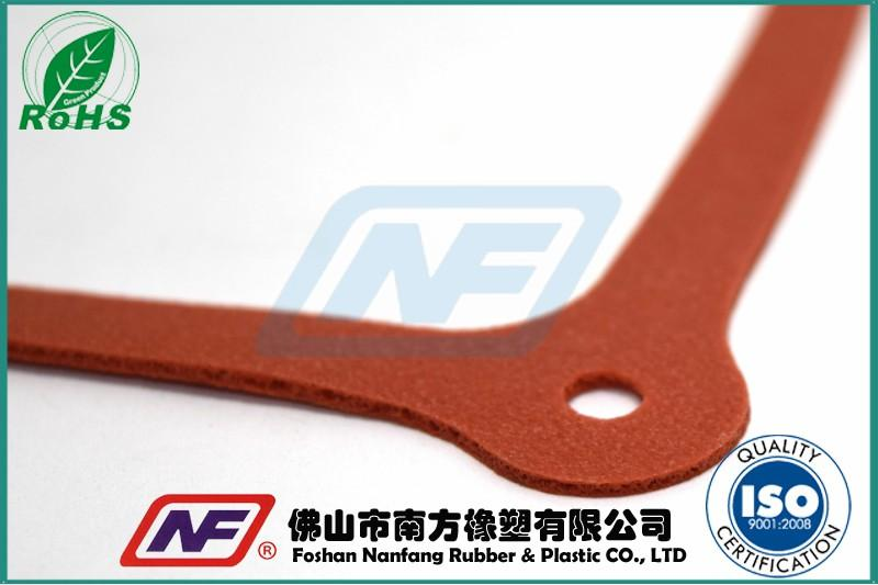 耐高温混炼胶发泡垫产品缩略图